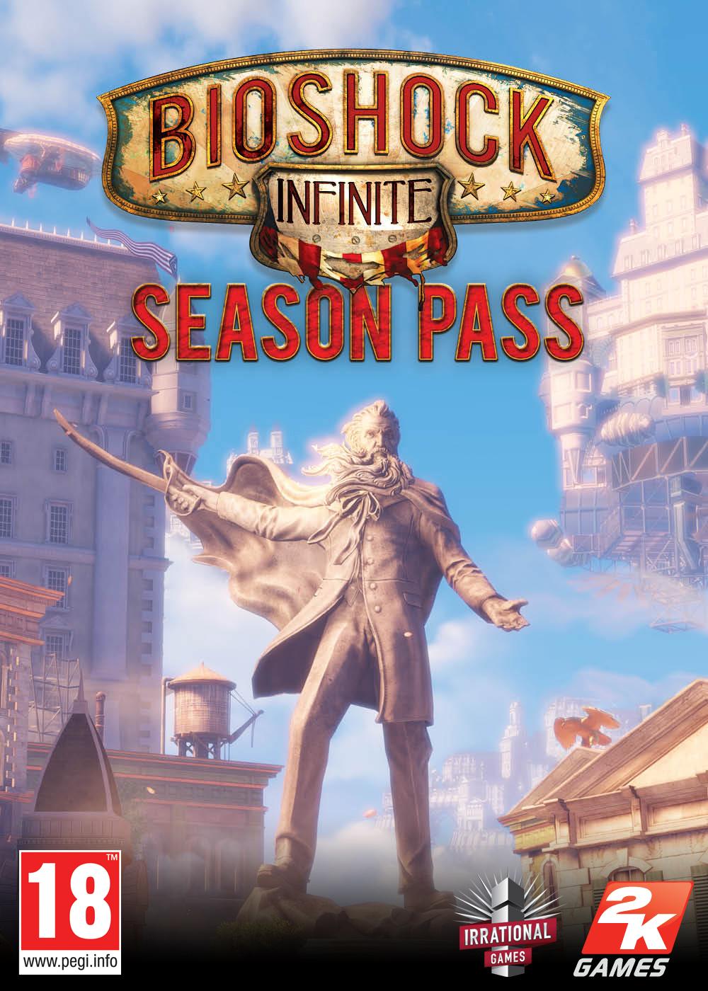 2K Games BIOSHOCK INFINITE - Annonce Season Pass