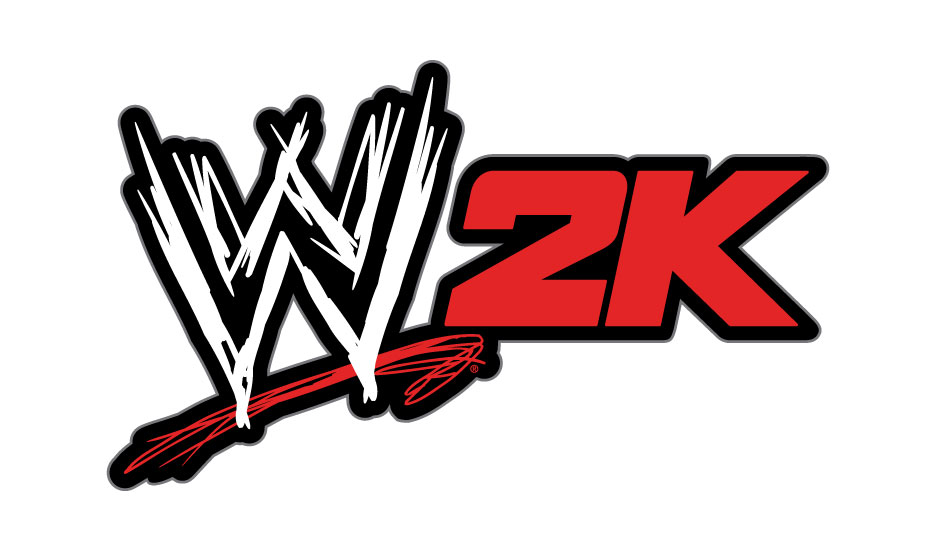 Logo 2K WWE