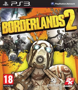 BORDERLANDS 2 FOB PS3 PEGI