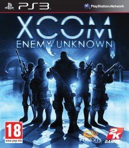 XCOM EU FOB PS3 PEGI
