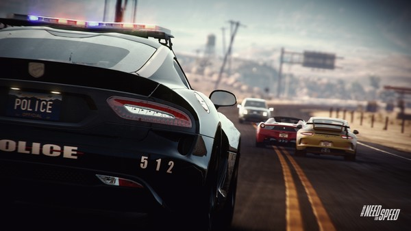Need for Speed Rivals Gamescom 7