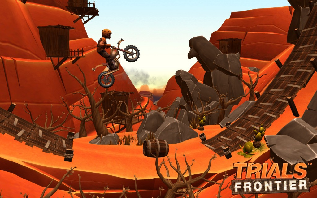 Trials Frontier by RedLynx (for smartphones and tablets) E3 screenshot (3)