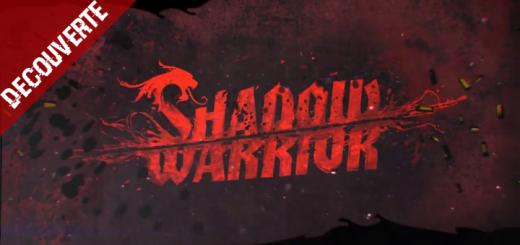 [D] Shadow Warrior