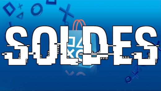 Soldes PS Store