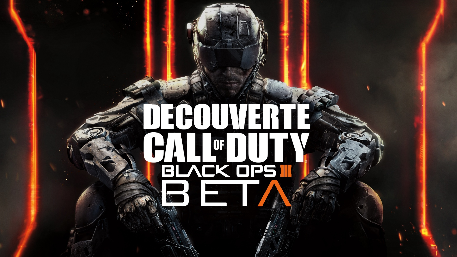 d couverte call of duty black ops 3 b ta ps4 intensivegame. Black Bedroom Furniture Sets. Home Design Ideas