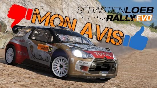 [MA] Sébastien Loeb Rally Evo