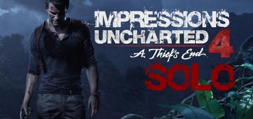 [I] Uncharted 4 - Solo